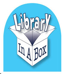 logo for library in a box